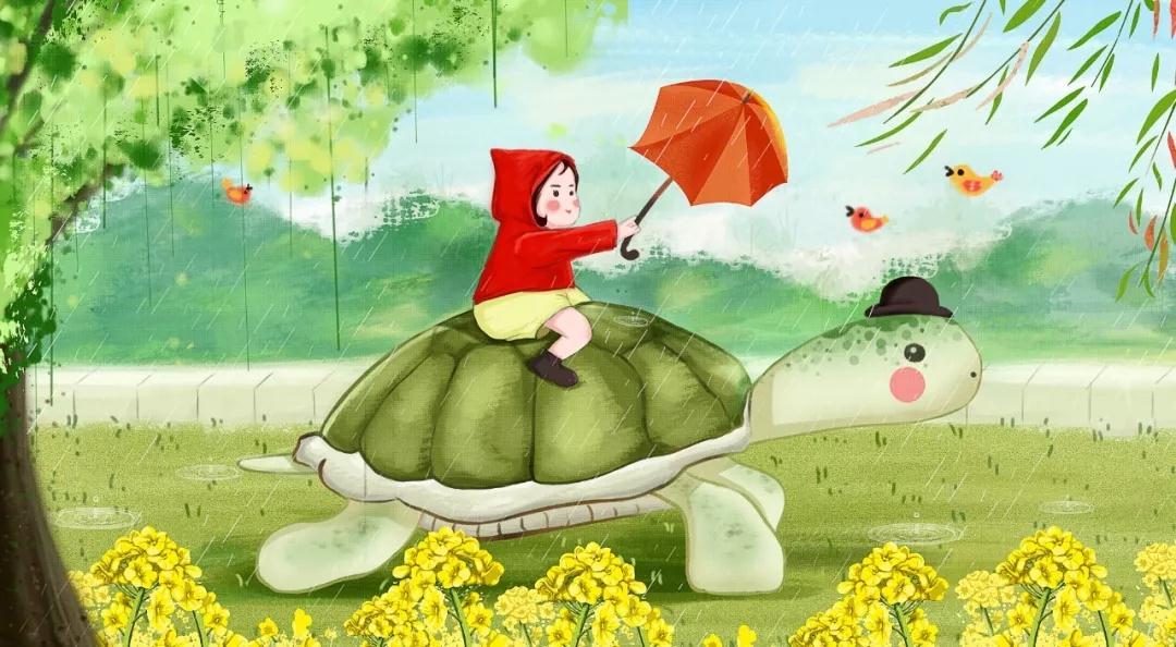 从窗口望去,满目葱茏,一片绿海,枝条随风摇曳,婆娑起舞,绿叶团团簇拥,欣欣向荣。